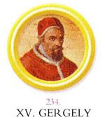 XV Gergely